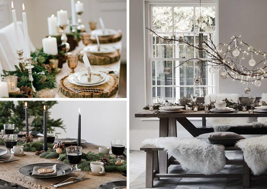 Natale 2017 come in uno chalet atmosfere di casa for Casette di legno di piccole dimensioni con avvolgente portico