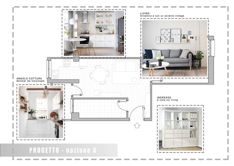 Progetto interior design atmosfere di casa - Progetto casa design ...